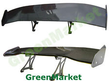 145cm/57.08'' Universal Fit Full Carbon Fiber JDM 3D GT Deck Trunk Spoiler Wing