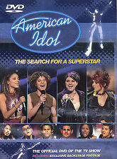 American Idol: The Search for a Superstar-DVD-