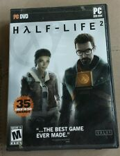 HALF LIFE With BONUS DEATHMATCH for PC (35 Game of the Year Awards) Rare