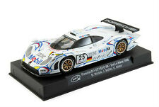 SLOT IT Porsche 911 GT1 EVO 98 Mobil Anglewinder 1/32 Slot Car SICA23D
