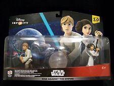 Infinity Disney 3.0 Star Wars Luke Skywalker & Princess Leia Video Game.
