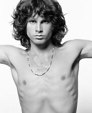 Jim Morrison UNSIGNED photo - D2013 - TOPLESS!!!!