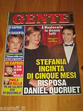 GENTE=1998/15=STEPHANIE DE MONACO=LEONARDO DI CAPRIO=WAYNE SLEEP=LAURA FREDDI=