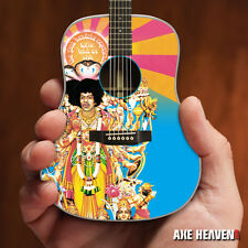 Axe Heaven  Jimi Hendrix Acoustic Guitar Multi JH-803 colorful collectible SALE