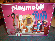 PLAYMOBIL Bathroom 5324 in Original Box 5300 Mansion House Lot NIB Sealed