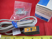 Omron E3S-DS10C4 Photoelectric Sensor Switch 12-24v dc 2m 3 wire Nos New