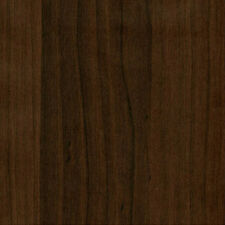 Dark Walnut Wood Grain Self Adhesive Wallpaper Roll for Home Depot Wall Covering