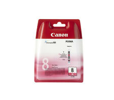 Genuine Canon CLI-8M Magenta Ink Cartridge Pixma iP6700D MP500 MP530 MP600