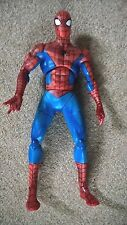 Toybiz Marvel Comic Series large 12 inch Spiderman figure