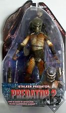 "STALKER PREDATOR Predator 2 Movie 7"" inch Action Figure Series 5 Neca 2012"