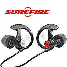 Surefire EP7 EARPRO Sonic Ear Defender Ultra Filtered Foam-Tipped Black/Medium