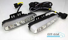 High Quality DRL Daytime Running Lights Front Daylight Lamps 5-LED CREE HQ-V6 D