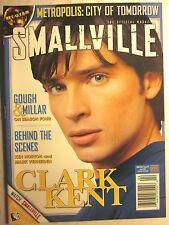 SMALLVILLE The OFFICIAL MAGAZINE #7 (April/2005) Clark Kent / Tom Welling