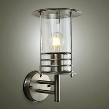 Flush Luxury Outdoor Outside Exterior Garden Wall Mounted Light Lantern Lamp