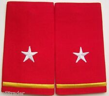 Timor-Leste Army Land Forces Brigadier General Epaulets