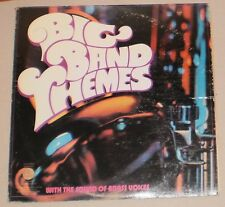 Sound Of Brass Voices: Big Band Themes (1974 Longines Symphonette) Used Vinyl LP