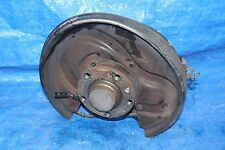 2007 AUDI A4 2.0T FWD #5 REAR RIGHT PASS SPINDLE WHEEL BEARING KNUCKLE HUB OEM