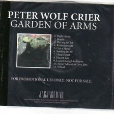 (BW684) Peter Wolf Crier, Garden of Arms - DJ CD