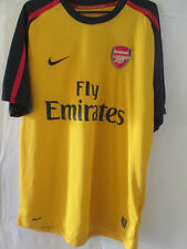 Arsenal 2008-2009 Away Football Shirt Size Large /2973