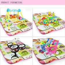 Baby Kids Toddler Crawl Play Game Picnic Carpet Letter Alphabet Farm Mats NEW1