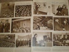Photo article Berlin Germany SED attempts to take control of Berlin 1948 ref Z2