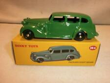 Atlas dinky packard eight sedan nº 39 mib