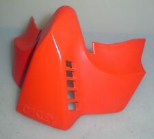 NOS OAKLEY 0/21 GOGGLE FACE MASK RED motocross old school bmx vintage mx 0/20