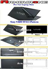 Armourone Sony VAIO SVS13 series Pre Cut Generation II Laptop Skin Protector