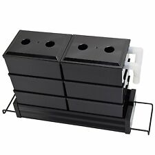 AE SHOP New Aquarium External Hang On Filter Canister Saltwater Freshwater Fit