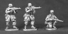 TQD GFW5 20mm Diecast WWII German Winter Fallschirmjager Riflemen (3 Figures)