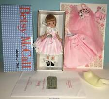 "2002 UFDC doll 8in ""Betsy McCall Goes To The Movies"" LE #62 of only 98 worldwide"