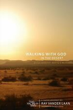 Walking with God in the Desert Discovery Guide: 7 Faith Lessons by Vander Laan,
