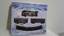 New ! NorthpoleExpress 13 pc Train Set Battery Powered Great Christmas Gift Toy