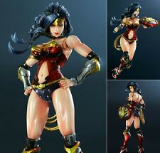 DC Comics Variant Play Arts Kai - Wonder Woman, Green Lantern, The Flash [Japan]