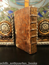 1768 Medicine FULLER Pharmacopoeia Drugs Pharmacy Diseases Remedies Alchemy