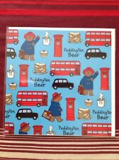 Clintons Paddington Bear Blank Birthday Card Free P&P