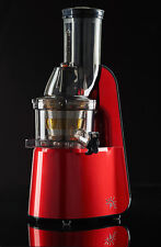 JR Ultra 8000 S Whole Masticating Slow Juicer Smoothie Maker, 5 Yr Warranty