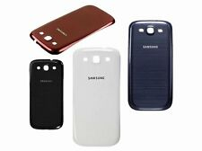 Genuine Samsung Galaxy S3 GT-i9300 Battery Back Cover Housing Replacement