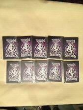 Disney Sorcerers of the Magic Kingdom 10 unopened packs 50 trading cards