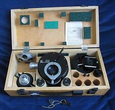 PZO Nomarski DIC DIFFERENTIAL INTERFERENCE CONTRAST Microscope kit