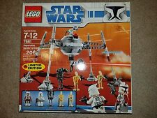 LEGO Star Wars The Clone Wars Separatist Spider Droid (7681)