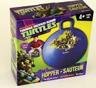 HOPPER SAUTEUR TEENAGE MUTANT NINJA TURTLES NEW HEAVY GUAGE VINYL NO LATEX 4+