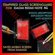 ACM-TEMPERED GLASS SCREENGUARD for XIAOMI REDMI NOTE 4G MOBILE SCRATCH PROTECTOR