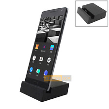 Station Accueil CHARGER & SYNC DOCK Type-C Noir compatible BLACKBERRY KEYone