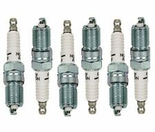 (Set Of 6) NGK 3951 V-Power Premium Copper Spark Plugs Made In Japan TR55