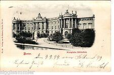 Berlin AK 9.9.99 Königliche Bibliothek Berlin 1509381