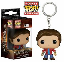 Funko Pocket Pop Keychain Supernatural - Sam Vinyl Action Figure Collectible Toy