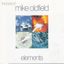 CD 16T MIKE OLDFIELD ELEMENTS BEST OF 1993