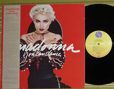 MADONNA, YOU CAN DANCE, LP 1987 ORIGINAL GERMANY EX/EX WITH STICKER