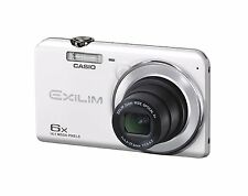 NEW BOXED CASIO EXILIM CASIO EX-ZS27 ZS27 DIGITAL CAMERA WHITE